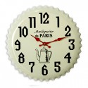 Reloj de Pared Chapa Retro